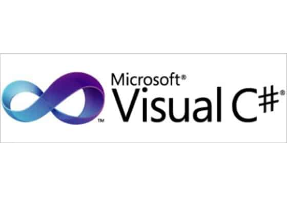 Microsoft Visual C Logo