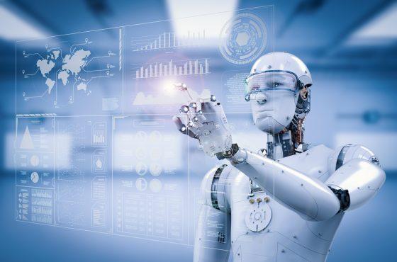 Wichtige Technologien der Zukunft: Artificial Intelligence, also KI, Machine Learning und Deep Learning