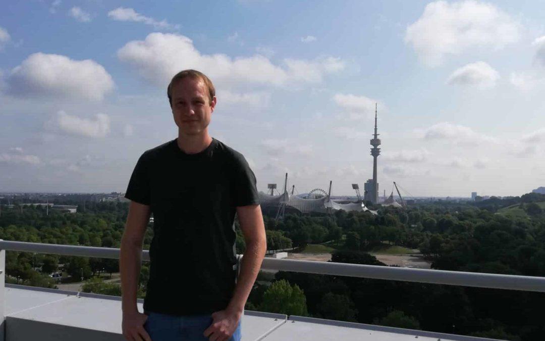 #InsideAT – Unser neuer Trainee Data Engineer Richard Bachmaier