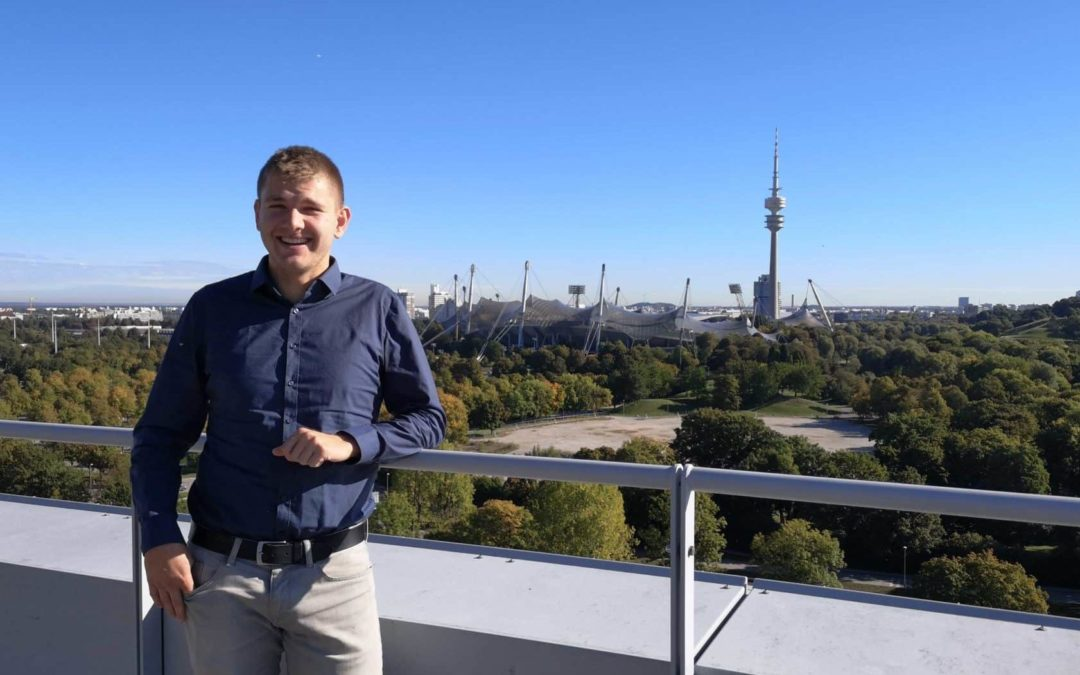 #InsideAT – Unser neuer Data Scientist Honza Bílek