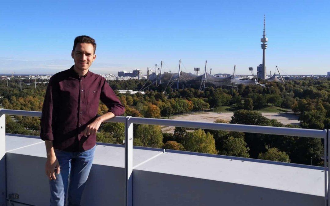 #InsideAT – Unser neuer Junior Data Scientist Houssem Chattaoui