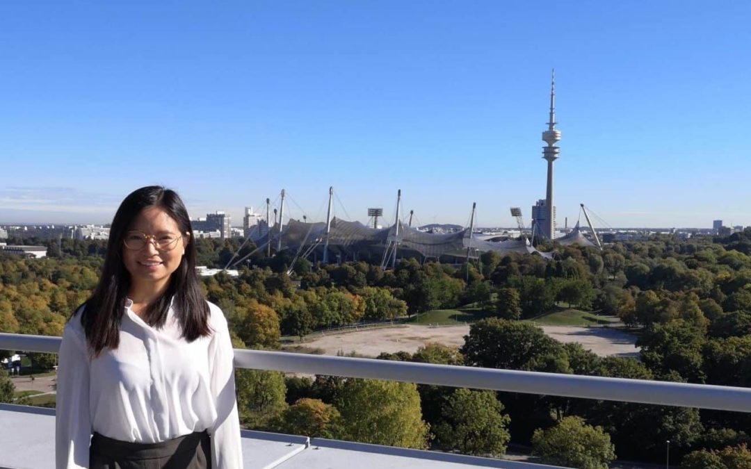 #InsideAT – Unsere neue Junior Sales Managerin Linh Nguyen