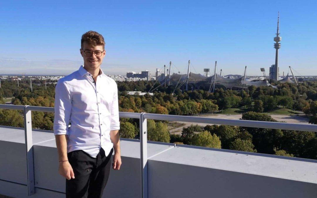 #InsideAT – Unser neuer Junior Data Strategist Max Schröfelbauer