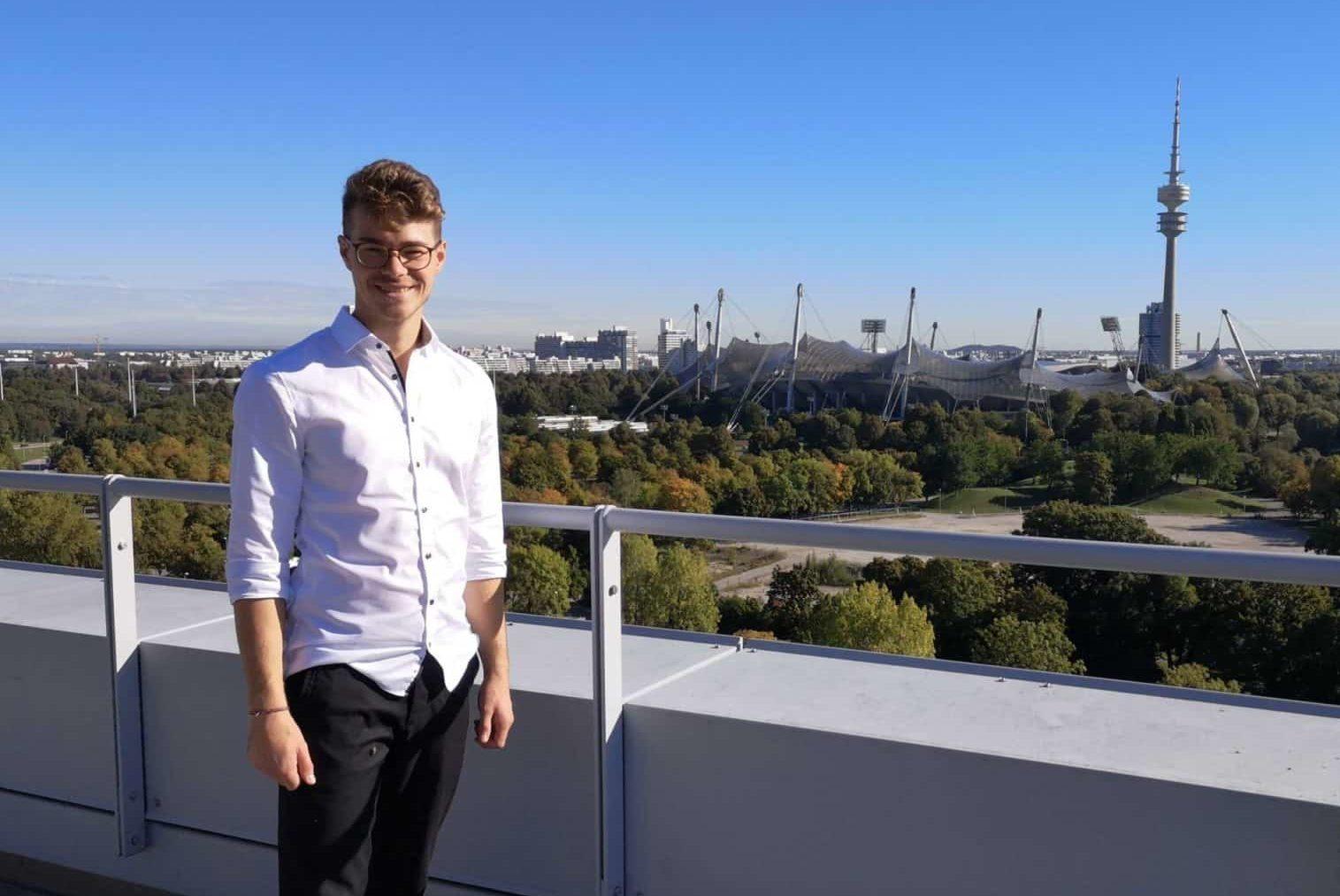 Max Schröfelbauer_unser neuer Junior Data Strategist