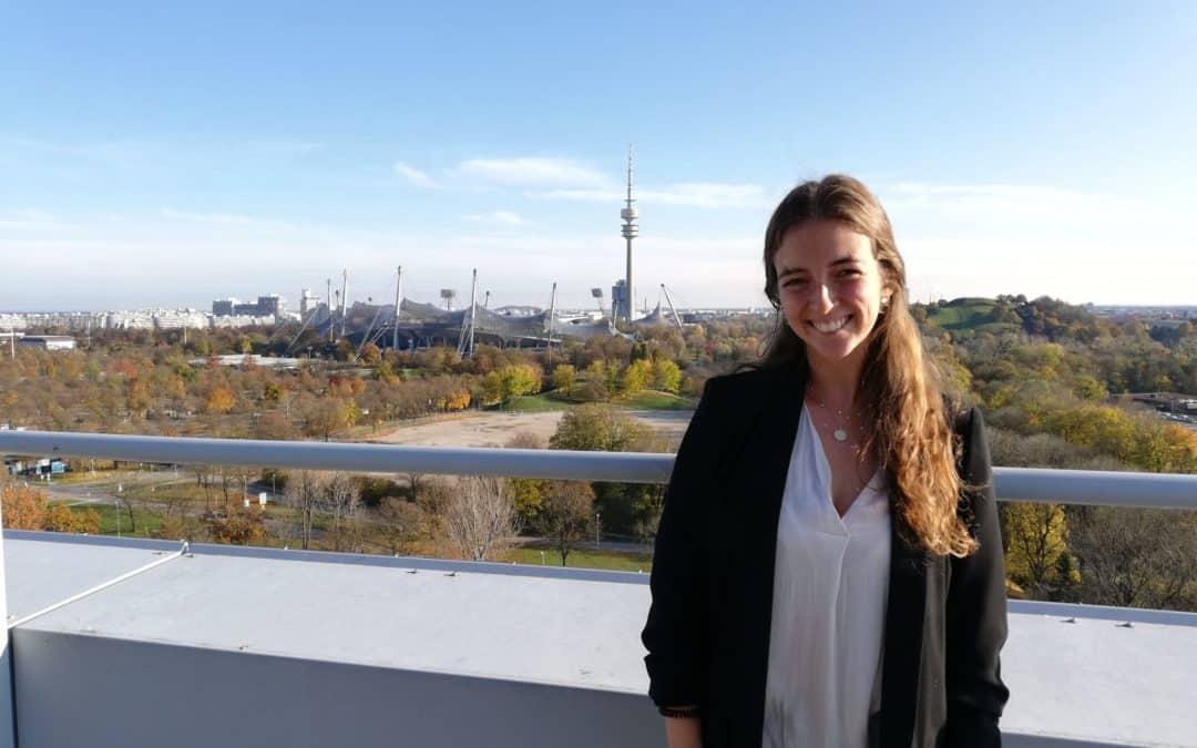 #InsideAT – Unsere neue Praktikantin Francisca Braga da Cruz