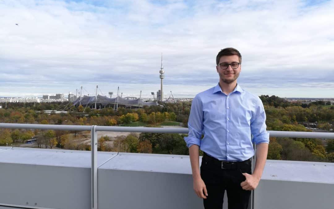 #InsideAT – Unser neuer Werksstudent Alexander Fottner