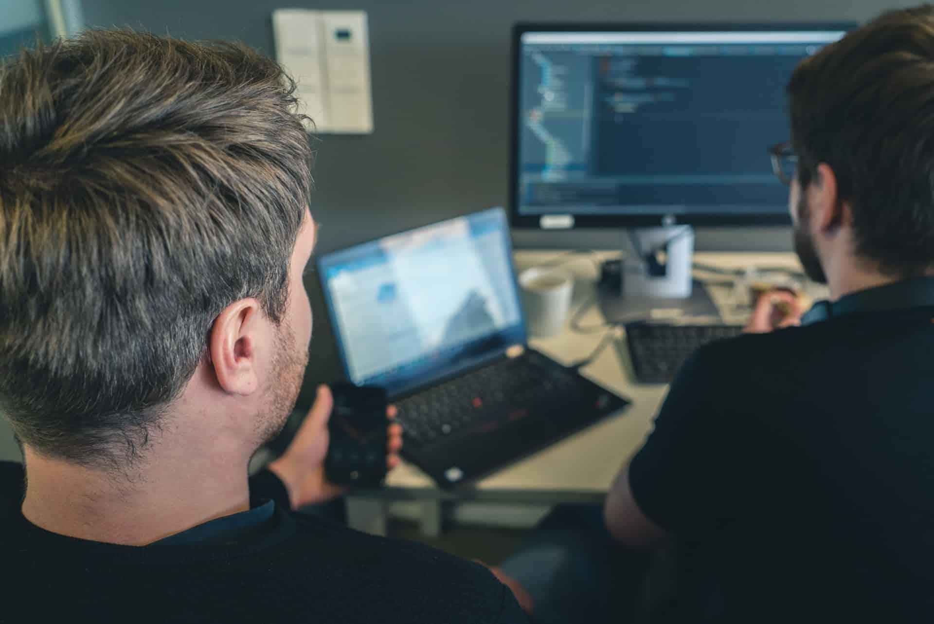 Data Scientists bei der Arbeit