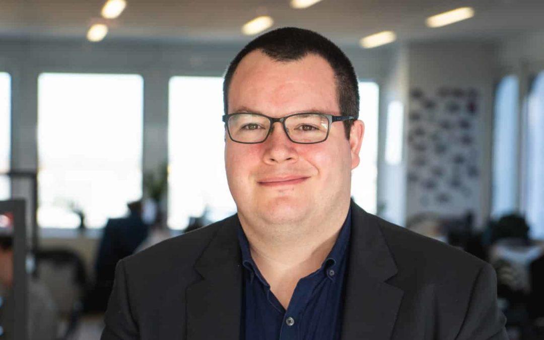 Dr. Patrick Glauner verstärkt die Alexander Thamm GmbH
