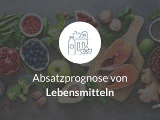 Absatzprognose von Lebensmitteln