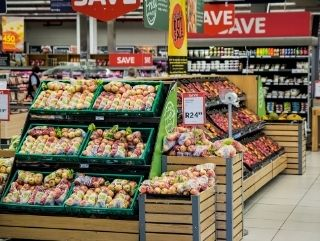 Sales forecasts for food