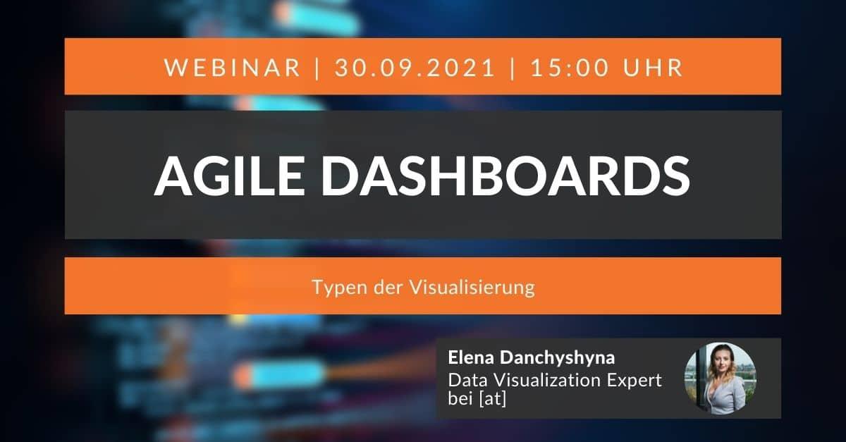Agile Dashboards Webinar 5