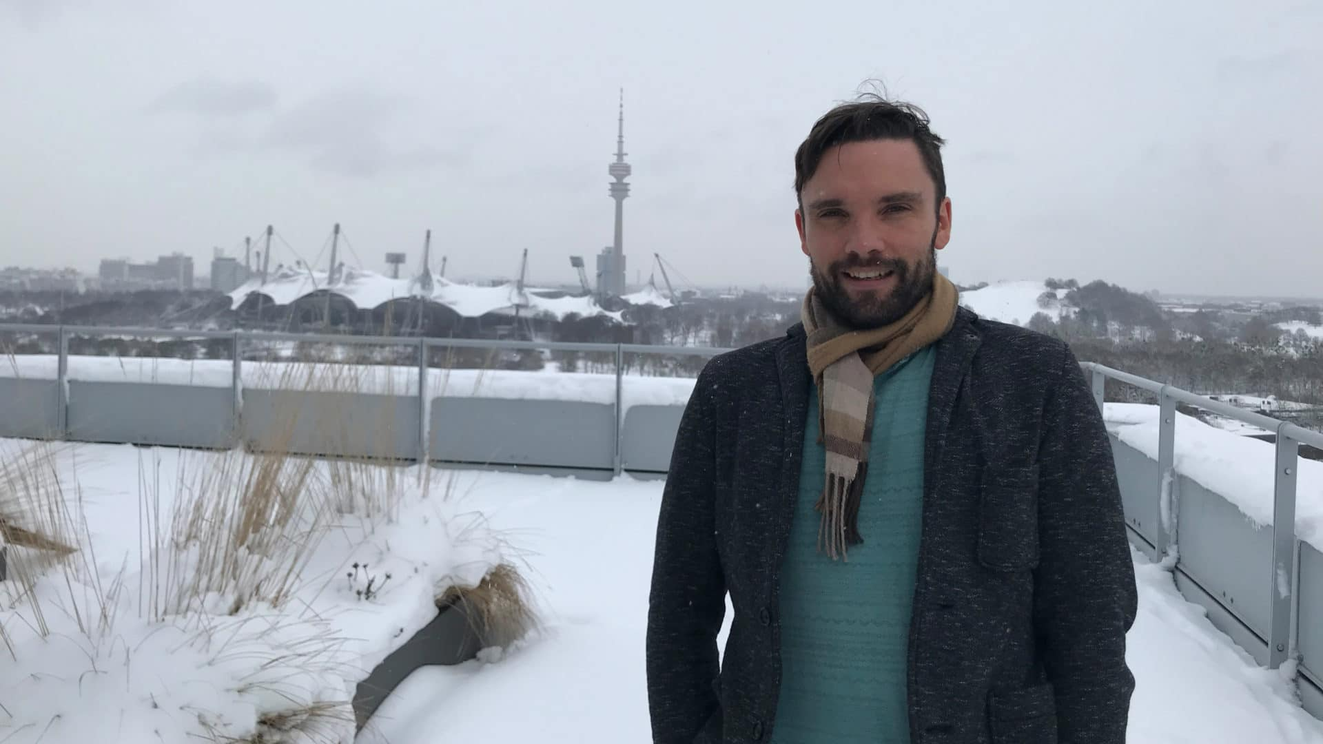 Inside-AT: Unser neuer Senior Data Project Manager Andreas Schmidt.