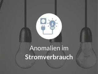 Anomalien im Stromverbrauch