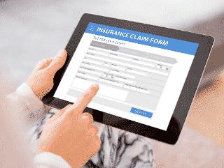Antragstellung von Versicherungstarifen