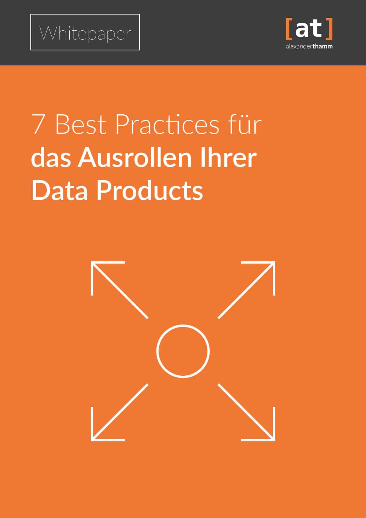 Ausrollen von Data Products_Whitepaper