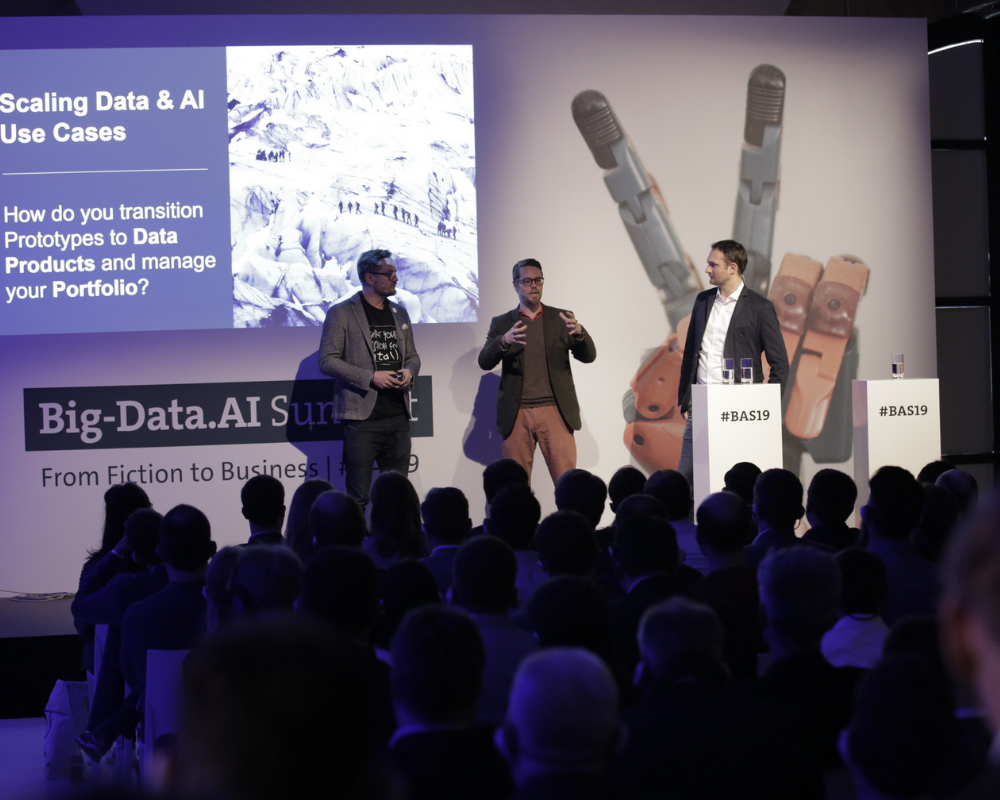 Big Data AI Summit 2019