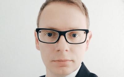 #InsideAT – Unser neuer Principal Data Scientist Marcus Bindel