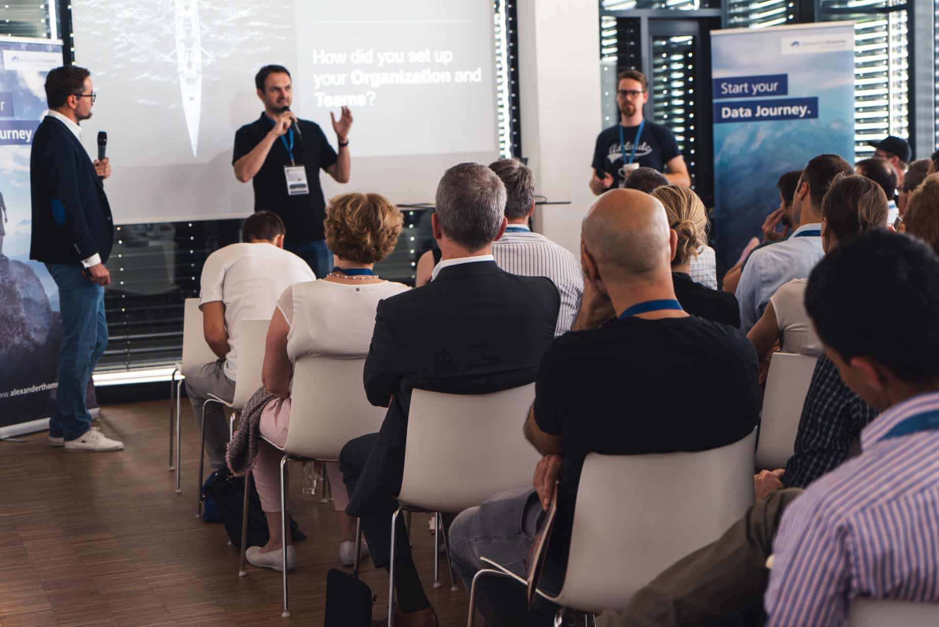 Keynote auf der Data & AI Summer Conference