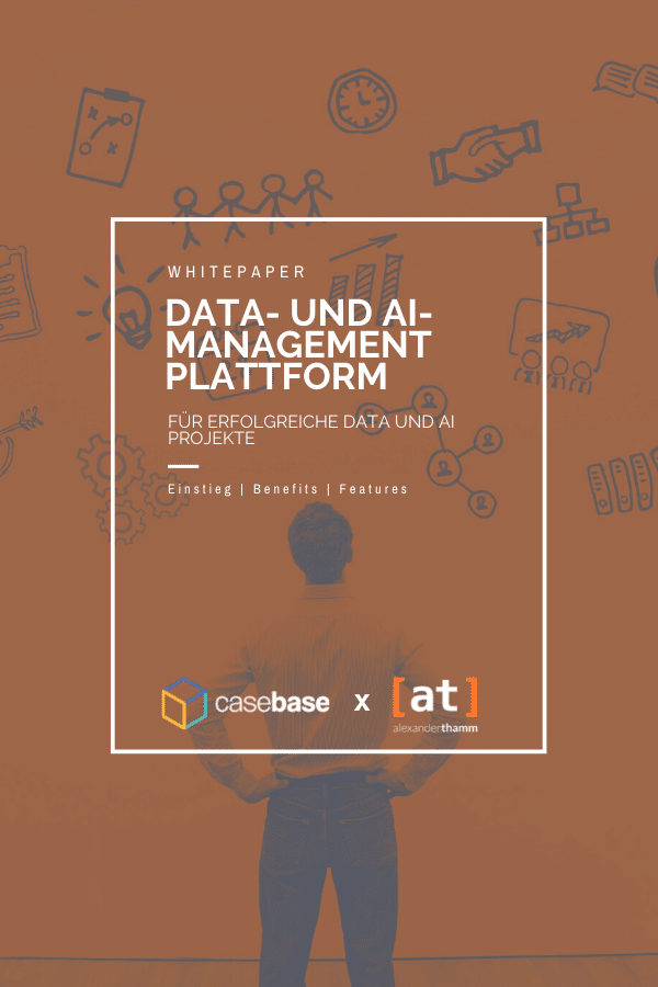Data & AI Management Pflattorm