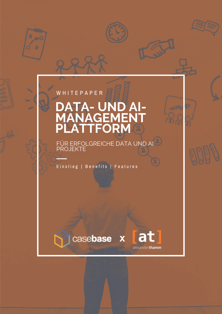 Data & AI Management Plattform