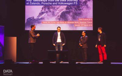 Das DATA festival sucht Speaker für 2020