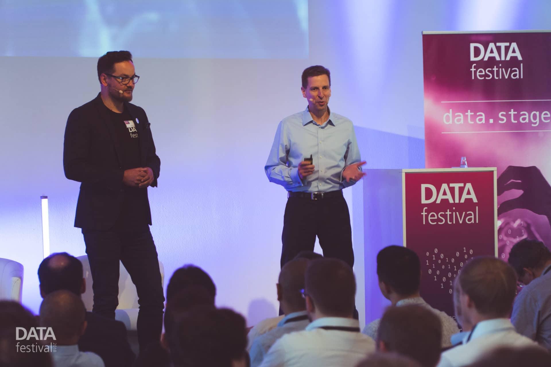 Data Festival 2019 Speaker gesucht