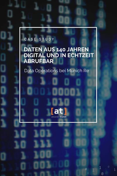 Data Operations Munich Re