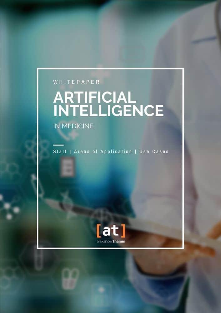 Data Science & AI in Medicine Sector