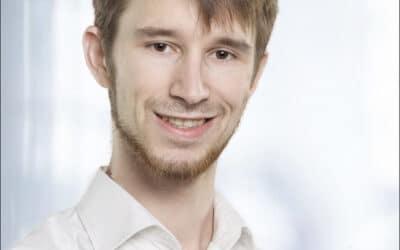 #InsideAT – Unser neuer Data Engineer Dennis Wagner