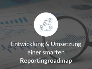 Entwicklung & Umsetzung einer smarten Reportingroadmap
