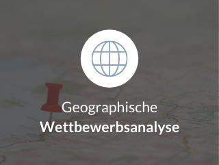 Geographische Wettbewerbsanalyse