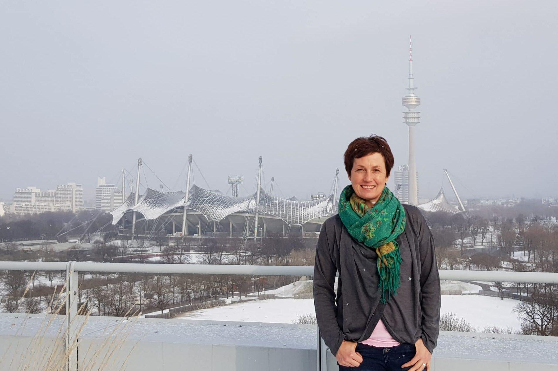 Claudia Djukic-Müller ist unsere neue Data Academy Team Assistentin.