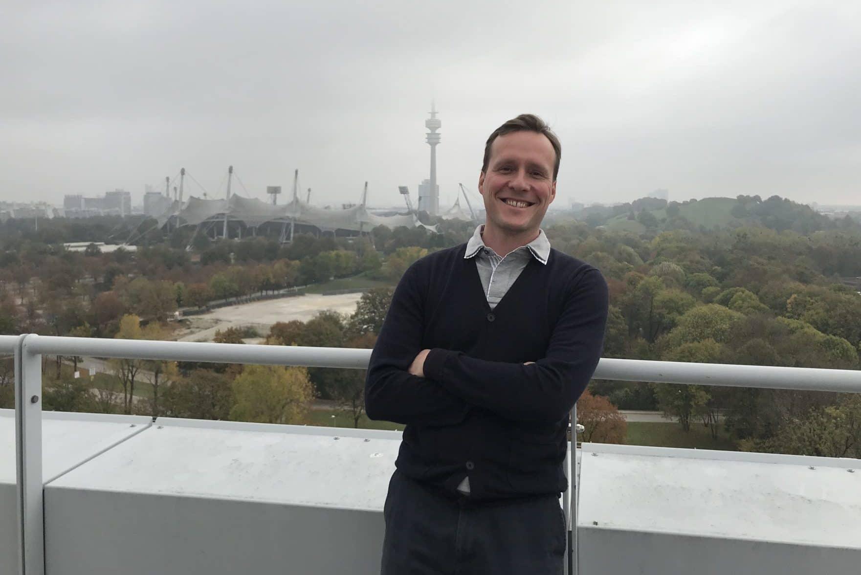 #Inside-AT: Unser neuer Senior Data Science Project Manager & Senior Data Strategist Dr. Nicholas Drude.