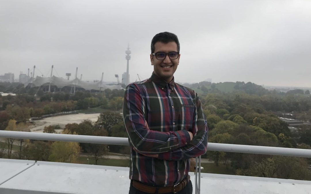 #Inside-AT: Unser neuer Data Scientist Farhad Safaei
