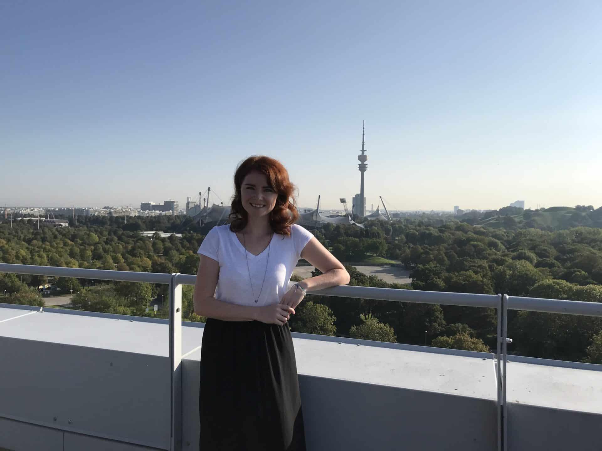 InsideAT: Unsere neue Marketing Managerin Julie McKenna.