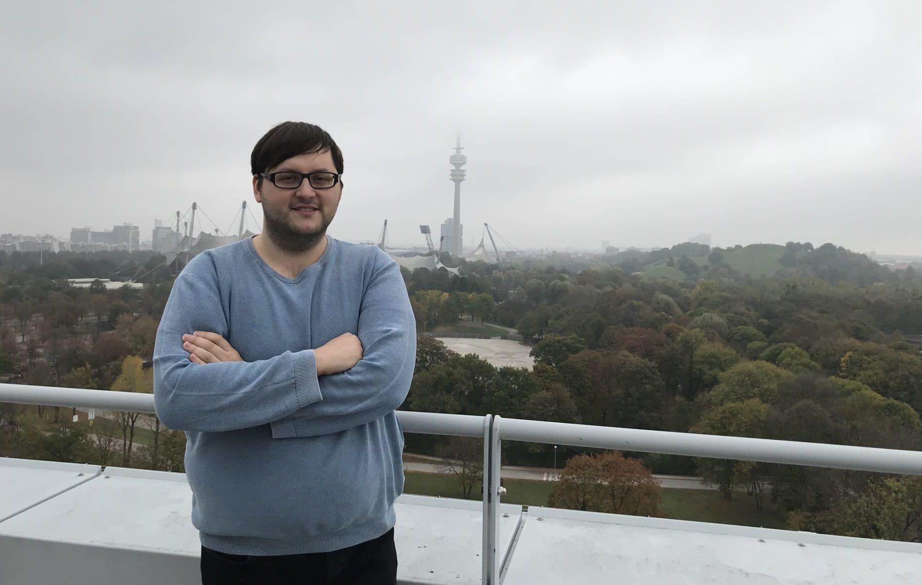 Inside-AT: Unser neuer Trainee Data Engineering Tomislav Bodrozic.