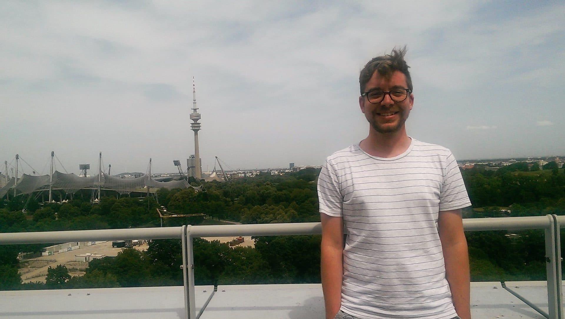 Unser neuer Data Science Trainee in München: Michael