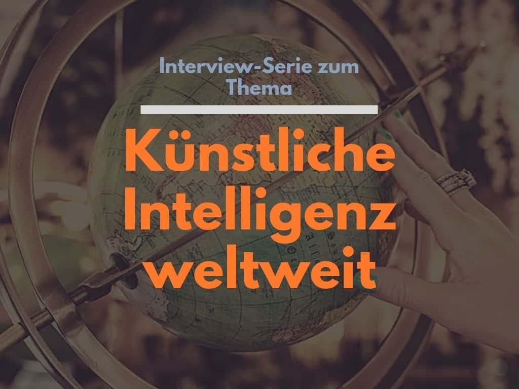 KI in Deutschland, den USA und China