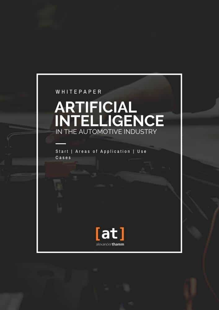 AI in Automotive Whitepaper