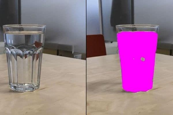 Liquid level
