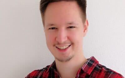 #InsideAT – Unser neuer Werkstudent Marlon Gehlenborg