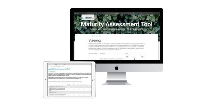 Maturity Assessment Tool von appliedAI