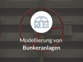 Modellierung von Bunkeranlagen