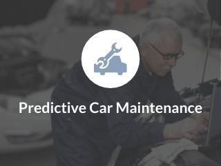 Predictive Car Maintenance