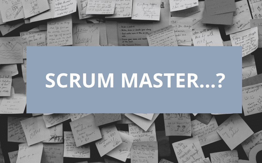 Was macht eigentlich ein SCRUM Master?