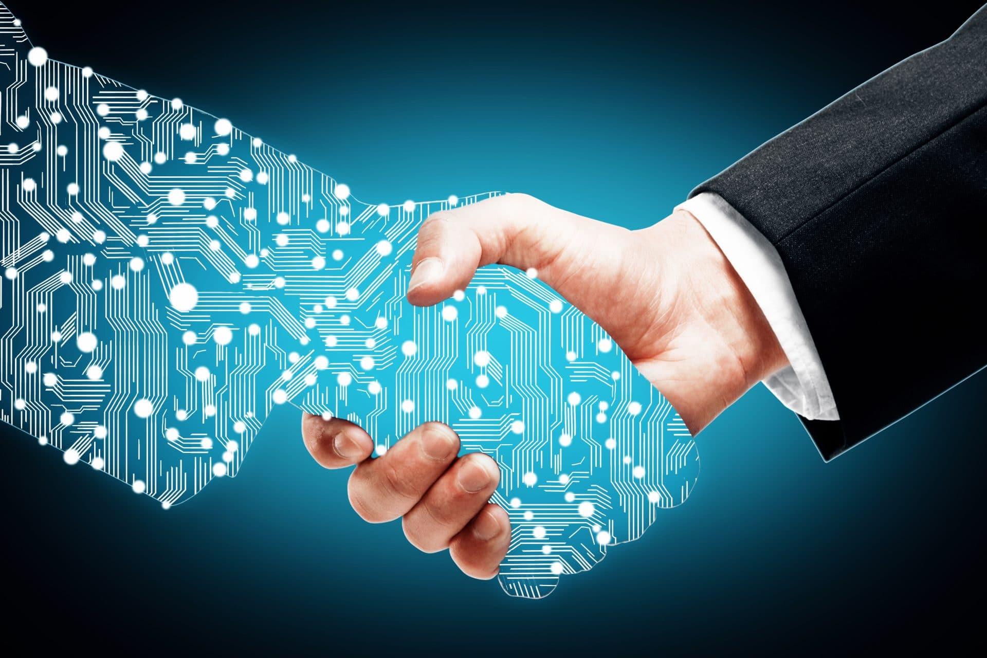 Smart Contracts haben das Potenzial in Zukunft die gesamte Wirtschaft zu transformieren.