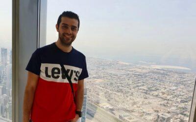 #InsideAT – Unser neuer Senior Software Engineer Talal Younis
