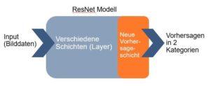 Modell Transfer Learning