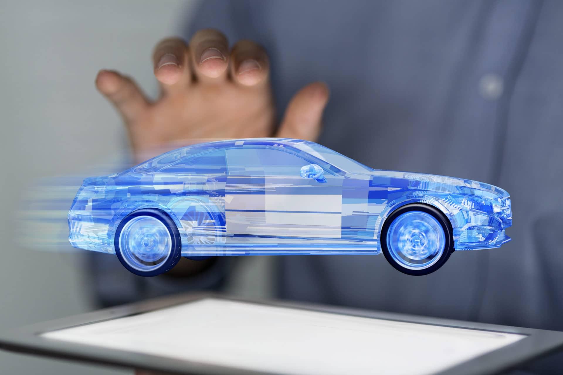 In Autos steckt heute zu einem großen Teil Software- und Daten-Know-how. Im Zuge dieser Entwicklung transformierten sich auch die Fertigungsprozesse. Die Automobil-Branche ist heute der Vorreiter für die vernetzte Produktion.