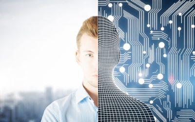 Virtuelle Assistenten als Artificial Coworker. Wie Banken und Versicherungen von AI profitieren können